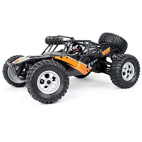 brandless Remote Control car40cm 24g 4wd Racing Rc Car Off-Road Desert Truck with Led