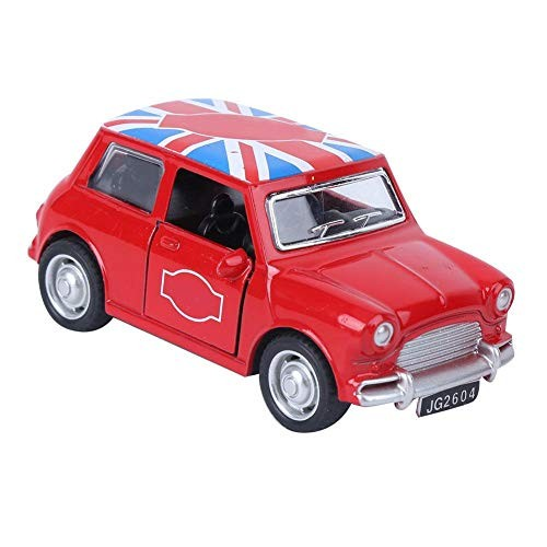 YOUTHINK Toy Vehicles Mini Alloy Car Toy Durable Highly Simulation Vehicle Model Children Kid