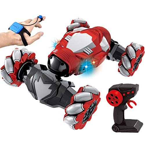 ZH Electric Gesture Sensing Remote Control Toys Car Model for Kids Four Wheels Drive