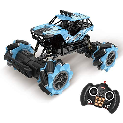 ZH Remote Control Toys Car Drift Stunt Monster Truck High Speed Off-Road 12 Channel