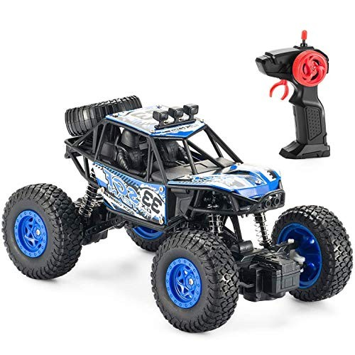 Fall Remote Control Car Off-Road Car Climbing Vehicle for Kids Electric Truck Toy for