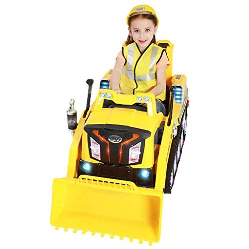 Rc Excavator Construction Truck Gift for Kids to Experience the Real Driving Posture 24g