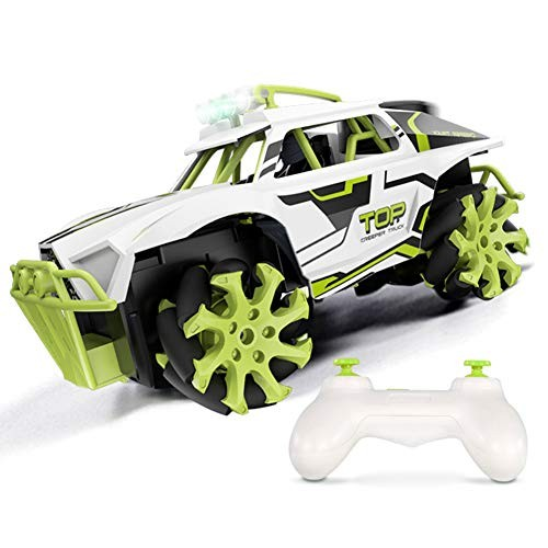ZH Toy Model Electric Children Vehicle 24G Remote Control Car Climbing Car Electric Off