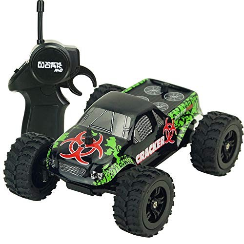 ZH Children's Stunt Remote Control Toy Car RC Model Small Sized 24Ghz Rechargeable 30M