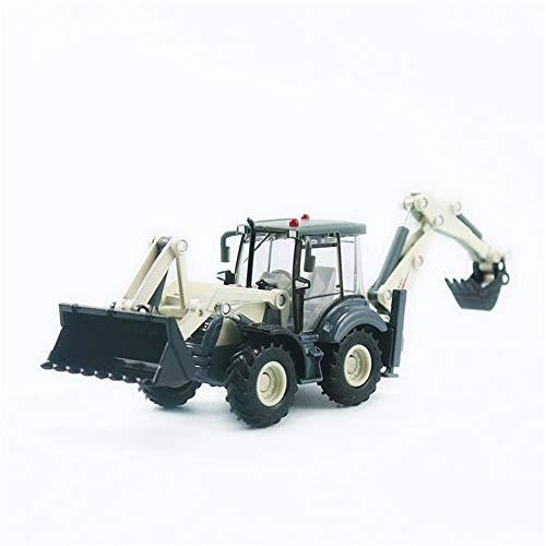 Children's Toy Alloy Engineering car Metal Model 1:50 Two-Way Forklift Excavator Children's Toy car
