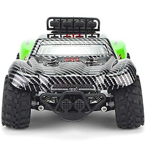 brandless Remote Control Toy car23cm Large Tires Rc Car Desert Truck 24g 4ch Rc