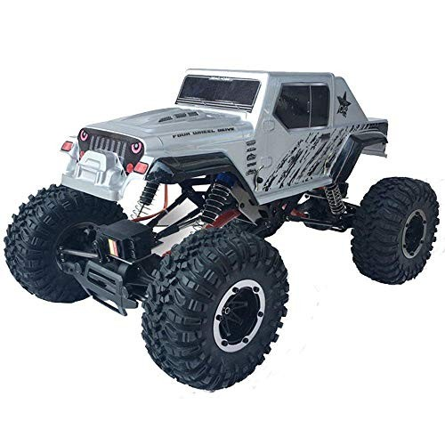 brandless Remote Control Toy car53cm Brushed Car Off-Road Truck Rock Crawler Toy
