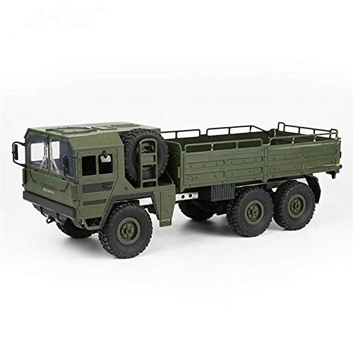 brandless Remote Control Toy carRc Car Military Truck Off-Road Rock Crawler Toy Racing Toys