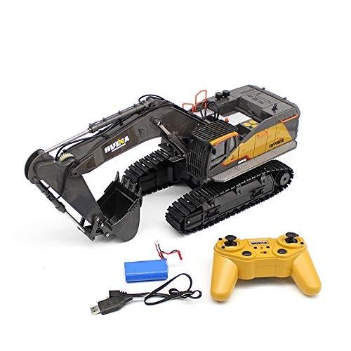 brandless Remote Control Toy carRc Excavator Rc Car Radio Control Car Toy Road Construction