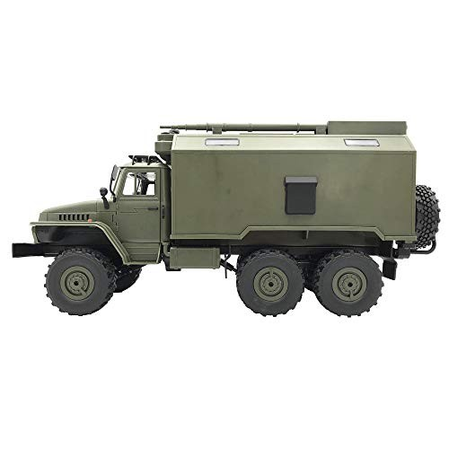 Giveyo WPL B36 Ural 1/16 RTR 24G 6WD RC Car Electric Off-Road Military Truck