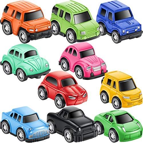 Geyiie Kids Toys Cars