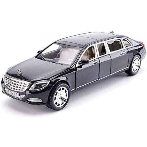 YLJJ Model Car Model Car 1:24 Mercedes Benz Maybach S600 Children's Toy Boy 32x12x8CM
