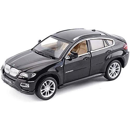 YLJJ Model Car Model Car Simulation Toy 1:32 Sound and Light Door Open Cross