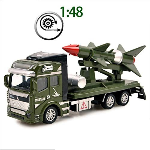 KELEQI Military Vehicles Alloy Metal Army Vehicle Models Car Toys Mini Army Toy Engineering