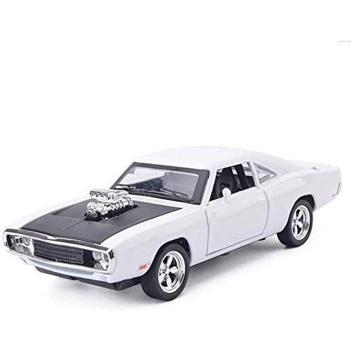 YLJJ Model Car Model Car 1:32 Dodge Charger 1970 Children's Toy Alloy Simulation Collection