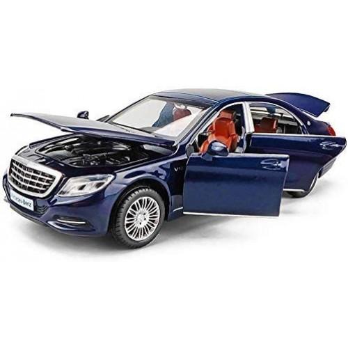 YLJJ Model Car Model Car 1:32 Mercedes Benz Maybach S600 Alloy Simulation Boy Child