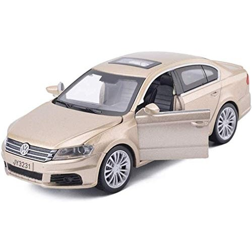 YLJJ Model Car Model Car Simulation Toy Alloy 1:3 Ringing Sound Lights Inertia Forward