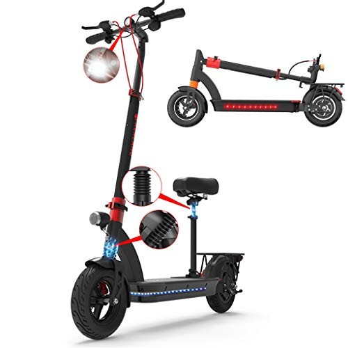 TYXTYX Electric Kick Scooter Lightweight and Foldable 500W Motor Power186-248 Miles Range155 mph Max