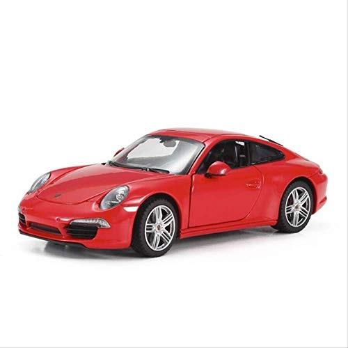 Logo Boy Toy Car High Simulation Metal Sports Car Model Car Furnishings Sedan Model