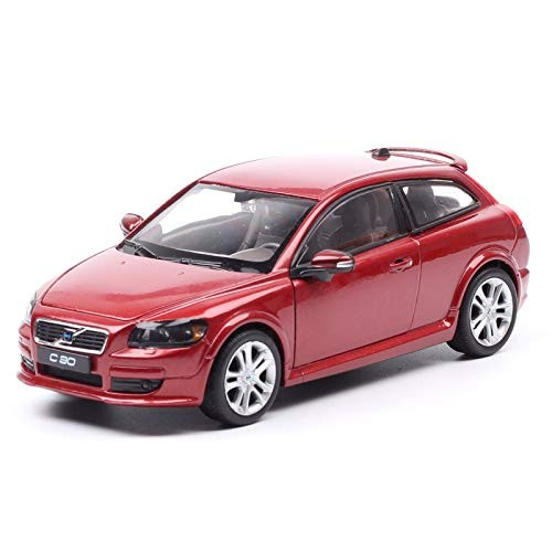 Logo Children 1:24 Scale Hatchback Sports Coupe Diecasts & Toy Vehicles Metal Car Toy