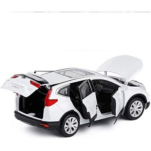 Zhangl Boxed Family Car Model Simulation Pull Back Car SUV Kids Play Vehicle Toys
