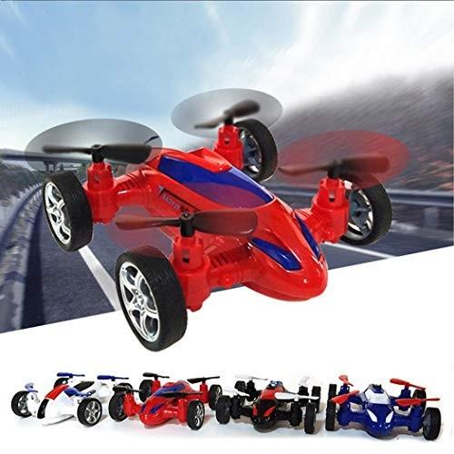 weepo Durable Children Remote Control Inertia Toy Car Color Random
