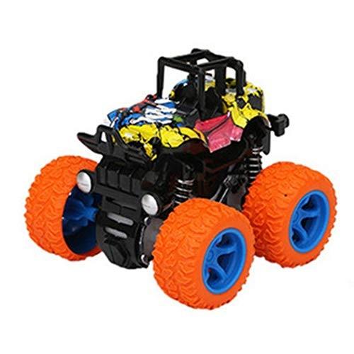 Eeilyin Inertia Four-Wheel Drive Vehicle Climbing Simulation Car Toy Model Toy Organizers