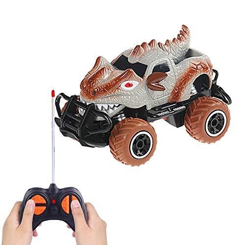 Eactoyd Creative Dinosaur Toys Mini Dinosaur Remote Control Truck Children's Day Gift Toy Dinosaur