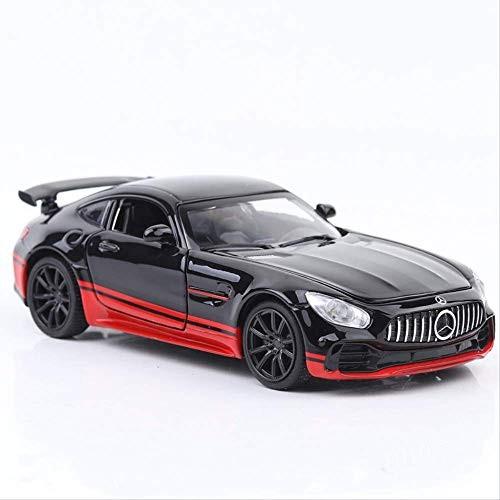 Logo 1:32 Toy Car Benz AMG GTR Metal Toy Alloy Car Diecasts & Toy