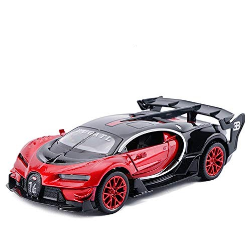 Logo 1:32 Toy Car Bugatti Gt Metal Toy Alloy Car Diecasts & Toy Vehicles