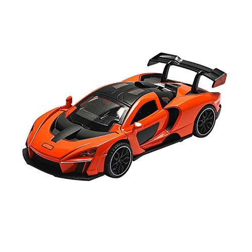 1:32 Diecasts & Toy Vehicles Senna Alloy Metal Model Car Simulation Sport Car with