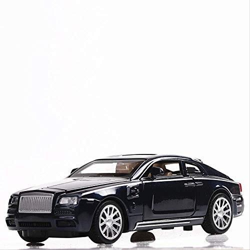 Logo 1:32 Toy Car Phantom Metal Toy Alloy Car Diecasts & Toy Vehicles Car