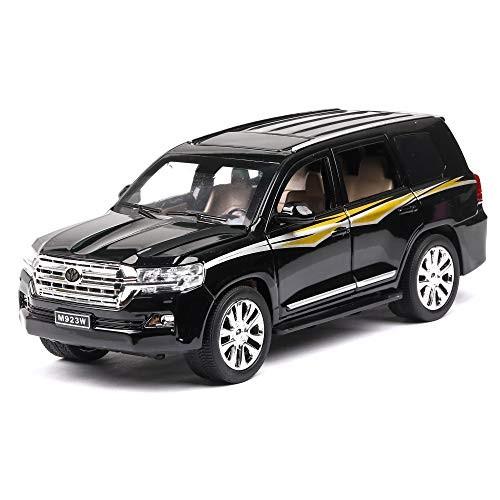 1/24 1/32 Toy Car Toyota Land Cruiser Prado Metal Toy Alloy Car Diecasts &