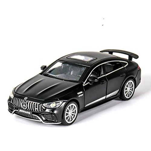 Logo New 1:32 Benz AMG GT63 Alloy Car Model Diecasts & Toy Vehicles Toy