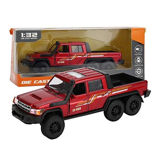 YOUTHINK 1: 32 Car Toy Child Kids Pull Back Alloy Car Toy High Simulation