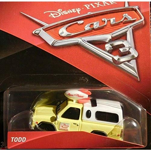 ACTION Cars 1:55 Scale Series 3 Todd Pizza Planet Truck
