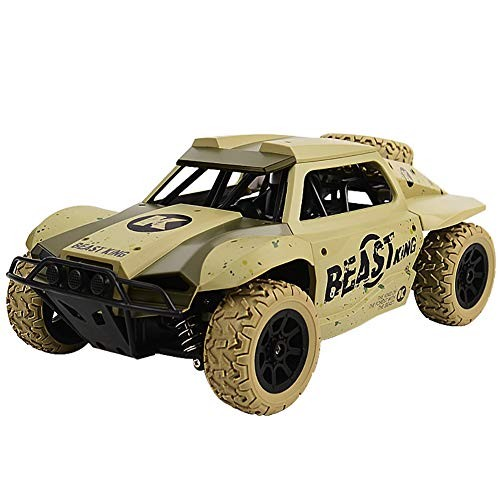 WLKQ 1:18 Scale 4WD Remote Control RC Truck Electric Race Stunt Car High Speed