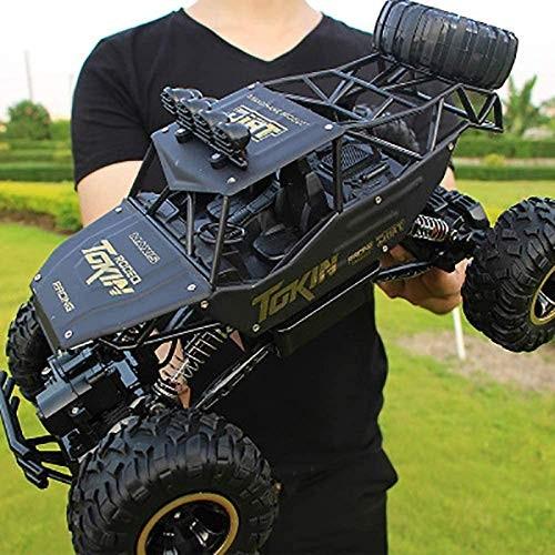 1:12 4WD RC Car Update Version 24G Radio High Speed Truck Off-Road Toy Black
