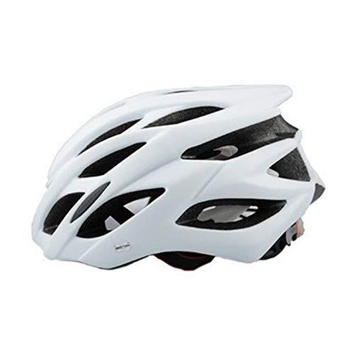 Adult Bike Helmet Cycle Helmet New One-Piece Riding Helmet Bicycle Helmet with Light Riding