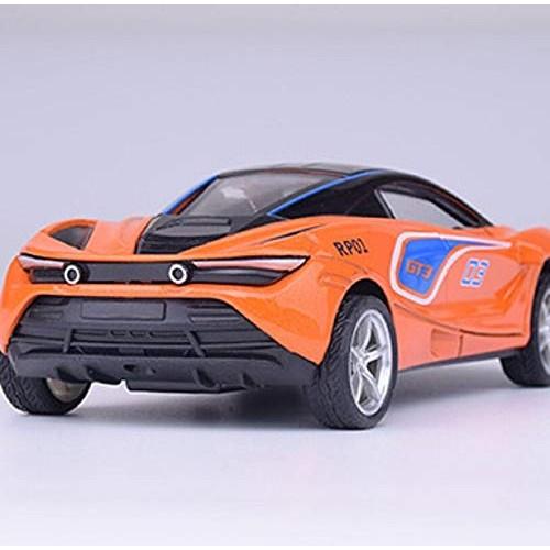 1: New Cool McLaren 720s Sports car Toy Model boy Birthday Gift Toy car