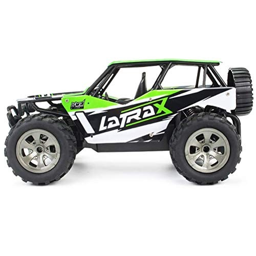 Rishx-toy Remote Controlled Car Auto All Terrain Buggy Pick Up Truck 24GHz 1/18 2WD
