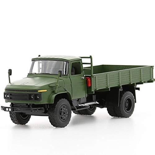 SCCCvip Truck Model Car Alloy Sound and Light Effect Truck Model Decoration (Color :
