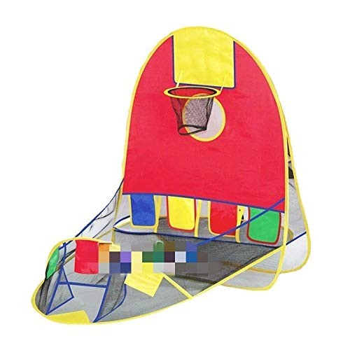 Yqs Children Tent Children Play Tent Play House Basketball Basket Tent Outdoor Sport Best