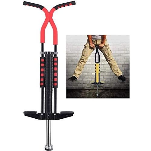 TZYY Pogo Stick FoamJump Bounce Sticks Training Exercise Toy Indoor and Outdoor Pogo Stick