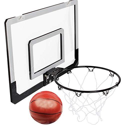 QERNTPEY Basketball Hoop Kids Wall-Mounted Basketball Rack Indoor Child Liftable Wall-Mounted Basketball Frame Removable