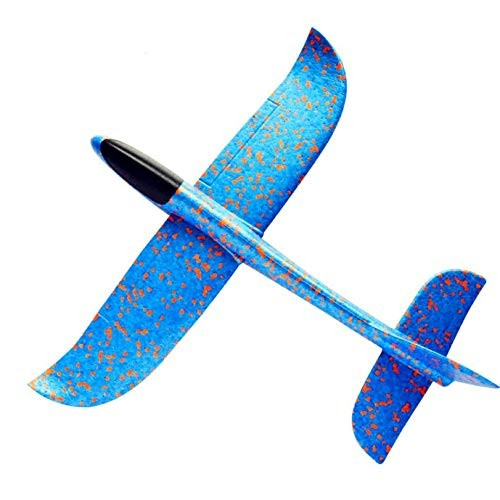 ALWMHWOE Airplane Toys 189 Throwing Foam Plane Glider Plane Flying Toy for Kids Gifts
