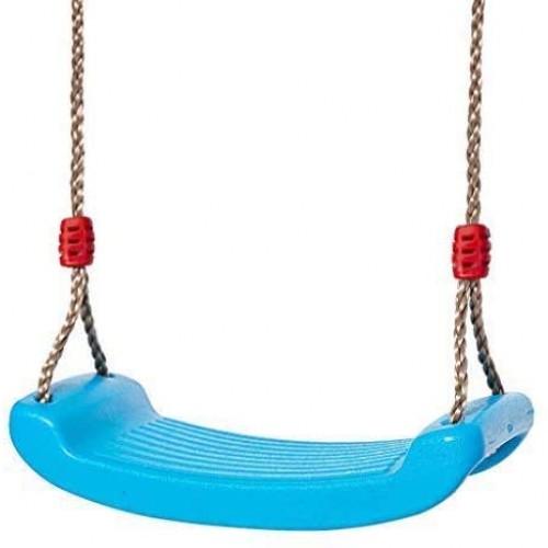 KAKIBLIN Kids Swing Set Playground Swing Seat Strong Tree Swing for Outside Backyard Playground