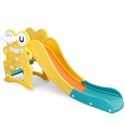 Aneken Toddler Slide 3 in 1 Slides for Kids Toddler Playground Slipping Slide Climber
