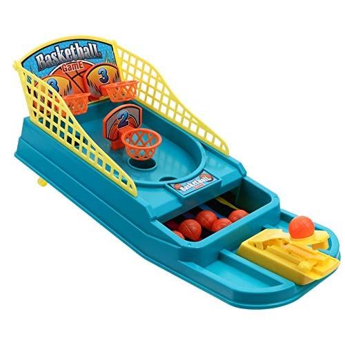 TOYANDONA Miniature Basketball Game Toy Basketball Shooting Game Desktop Basketball Games Fun Sports Toy