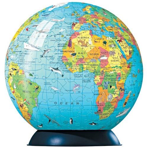 Children's Globe – 270 pc Puzzleball